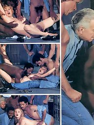 Vintage interracial, Interracial, Revenge, Classic, Hairy