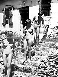Vintage nudist, Nudists, Nudist, Nudiste, Vintage, Amateur nudist