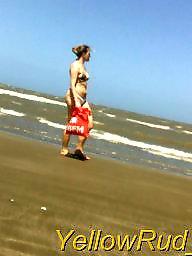 Beach milf, Voyeur, Beach, Milf beach