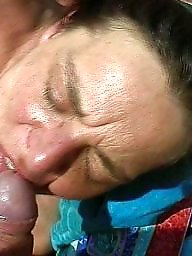 The gardener, Matures blowjobs, Matures blowjob, Mature in the garden, Mature in garden, Mature blowjobs amateur