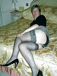 Stockings, Mature stocking, Stocking, Matures in stockings, Mum, Mature amateur