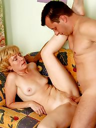 Younger, Older, Amateur mature, Mature amateur