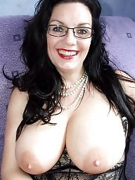 Big tits mature, Mature glasses, Glasses, Old tits, Big mature, Young tits