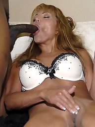Cock sucking, Sucking, Interracial, Mature suck, Cocks, Black milf