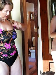 Mature dressed undressed, Undress, Undressed, Mature dress, Dressing, Dressed