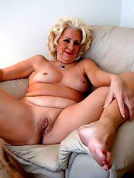 Granny, Hairy granny
