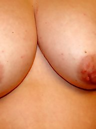 Mature nipples, Mature see through, Mature bra, See through, Tits out