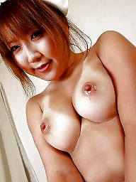 Asian big tits, Japan, Hairy big tits, Asian hairy