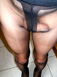 Amateur mature, Stockings, Body