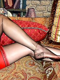 Red,stockings, Red x, Red stockings, Red stocking, Red j, Red and black