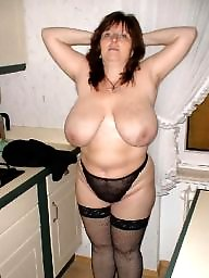 Mature stockings, Mature boobs, Mature big tits
