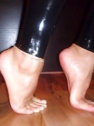 Latex, Teen feet
