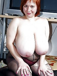 Mature big boobs, Mature redheads, Big boobs, Redhead, Mature boobs, Redheads