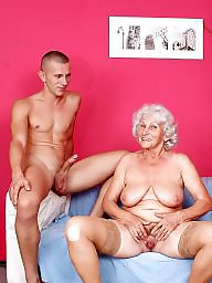 Hairy mature, Granny, Hairy granny