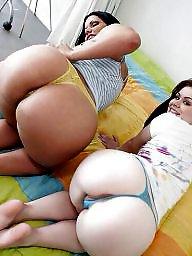 Thick ass, Thick, Ass, She