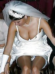 Wedding, Upskirt, Weddings