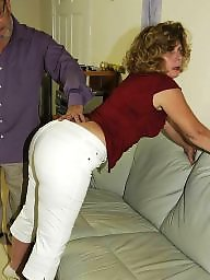 Mature bdsm, Spanked, Spanking, Mature spanking, Big mature, Spank
