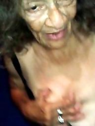 Grannies, Mature, Flashing, Granny