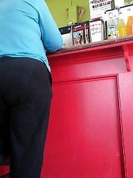 Mature ass, Mature bbw