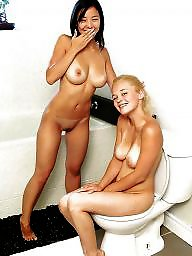 Viewing, Teens bathroom, Teen bathroom, Bathroom tits, Bathroom teens, 101