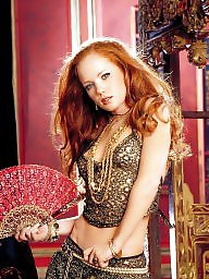 Hairy redhead, Redhead hairy, Chained, Chain, Golden, Redhead