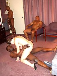 Interracial milf, Hotel, Party