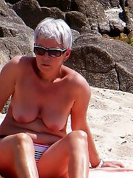 Beach mature, Mature beach, Mature topless, Beach, Topless beach, Gilf