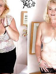 Mature dressed undressed, Undress, Dress, Mature dress, Dressing, Dressed mature