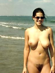 Beach milf, Nude, Beach, Wife beach, Milf beach, Wife