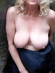 Blond mature, Big mature