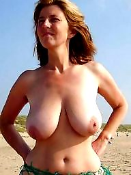 big saggy mature tits Amateur