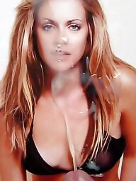 Tributed cum, Tribute facial, Tribute cum, Tribute blonde, Melissa m, Melissa joan hart